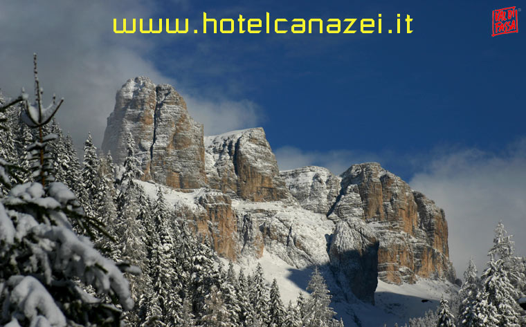 Hotel A Canazei Tre Stelle